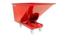 CAM kiepcontainer - skip 900L - 2000kg