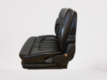Mechanical suspension seat